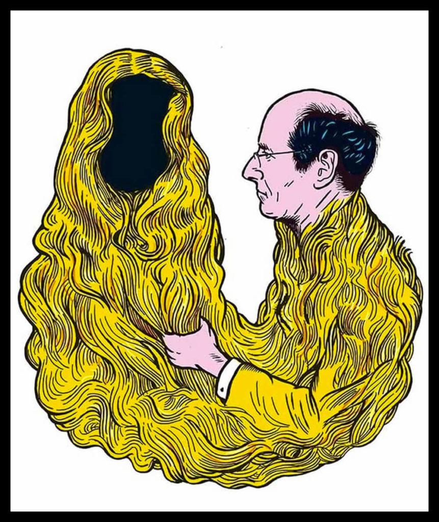 Couple de Gilles Gaston-Dreyfus