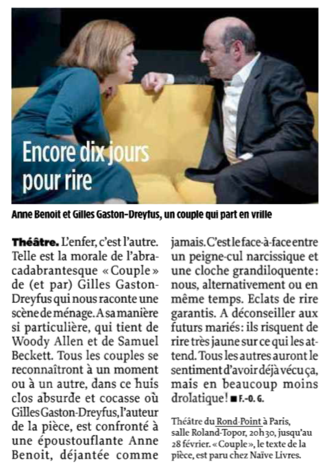 Couple Le Point février 2016