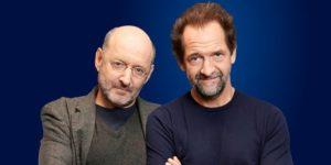 Gilles Gaston-Dreyfus et Stéphane de Groodt dans le podcast Les Radoteurs sur Europe 1